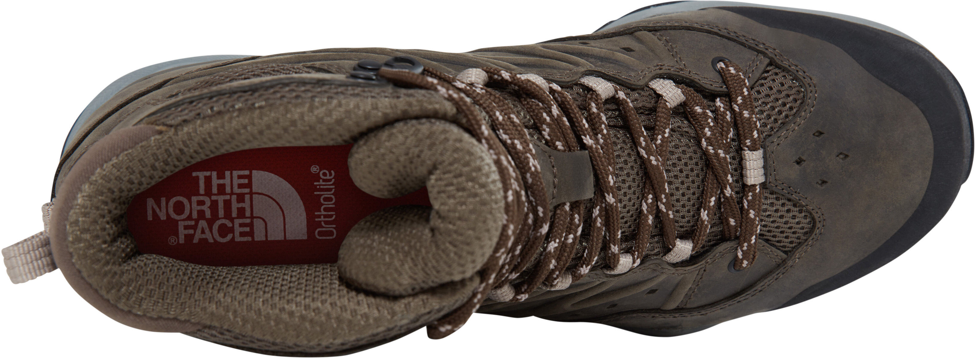 bce11f795a The North Face Hedgehog Hike II Mid GTX Shoes Men tarmac green/burnt olive  green